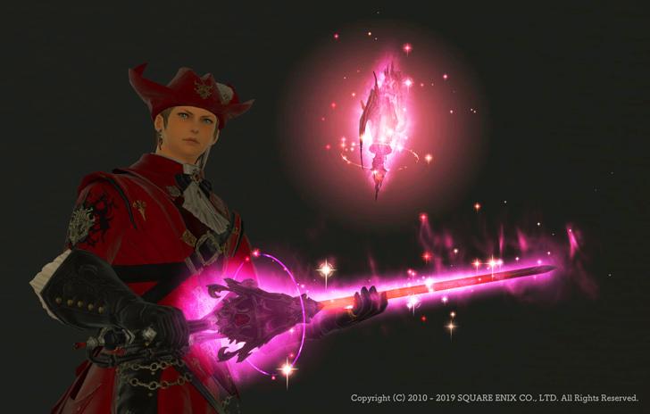 アネモス赤武器