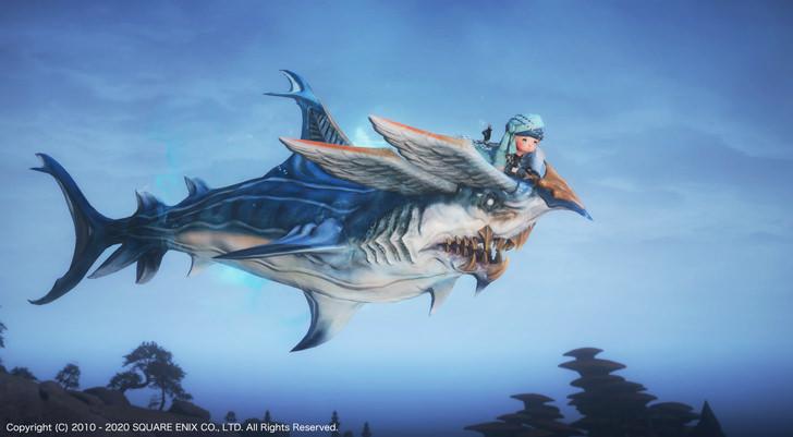 サメマウント