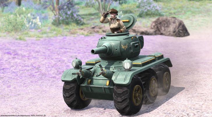 ドラーフ戦車