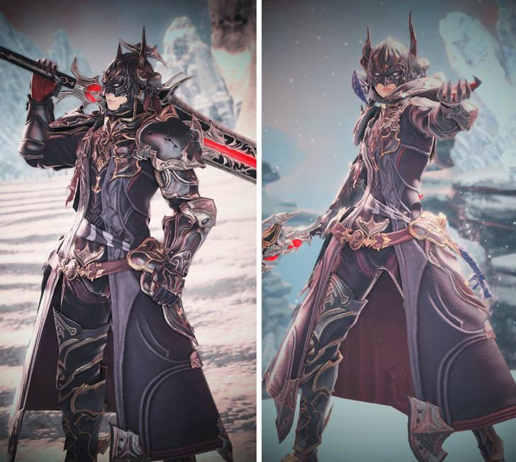 暗黒騎士AF4