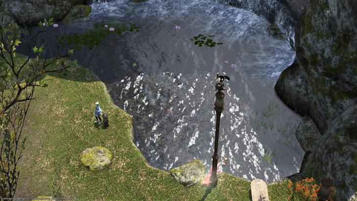アプカル滝
